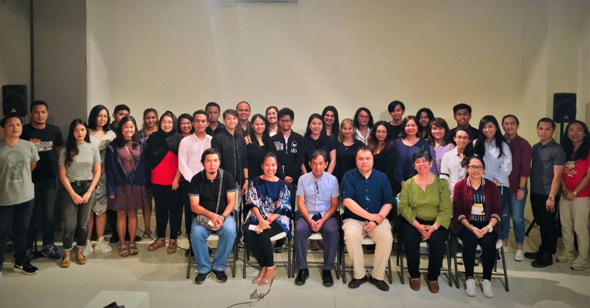 Welcome to Grad School: UP Asian Center Orients 31 New Graduate Students in Asian and Philippine Studies